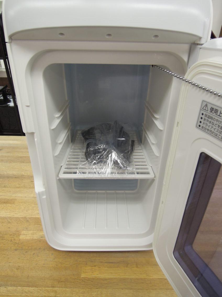 ポータブル電子適温ボックス画像1