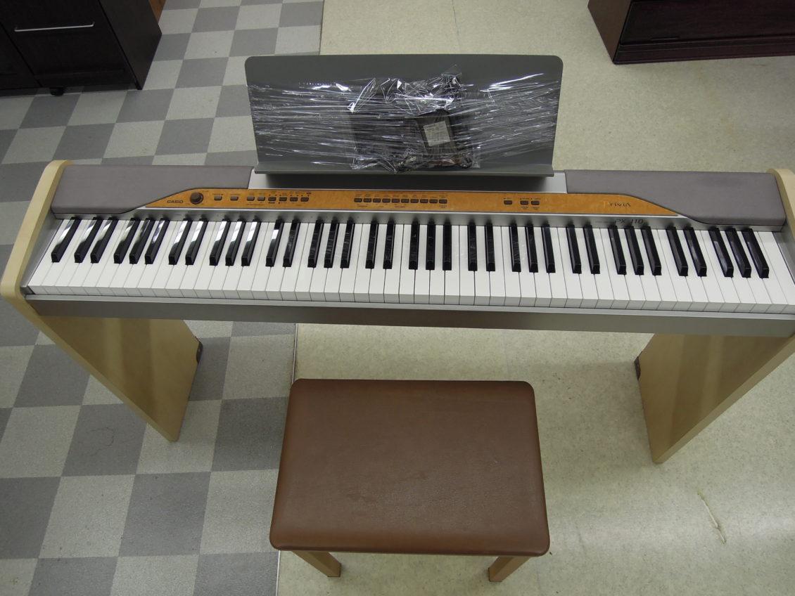 電子ピアノ画像1