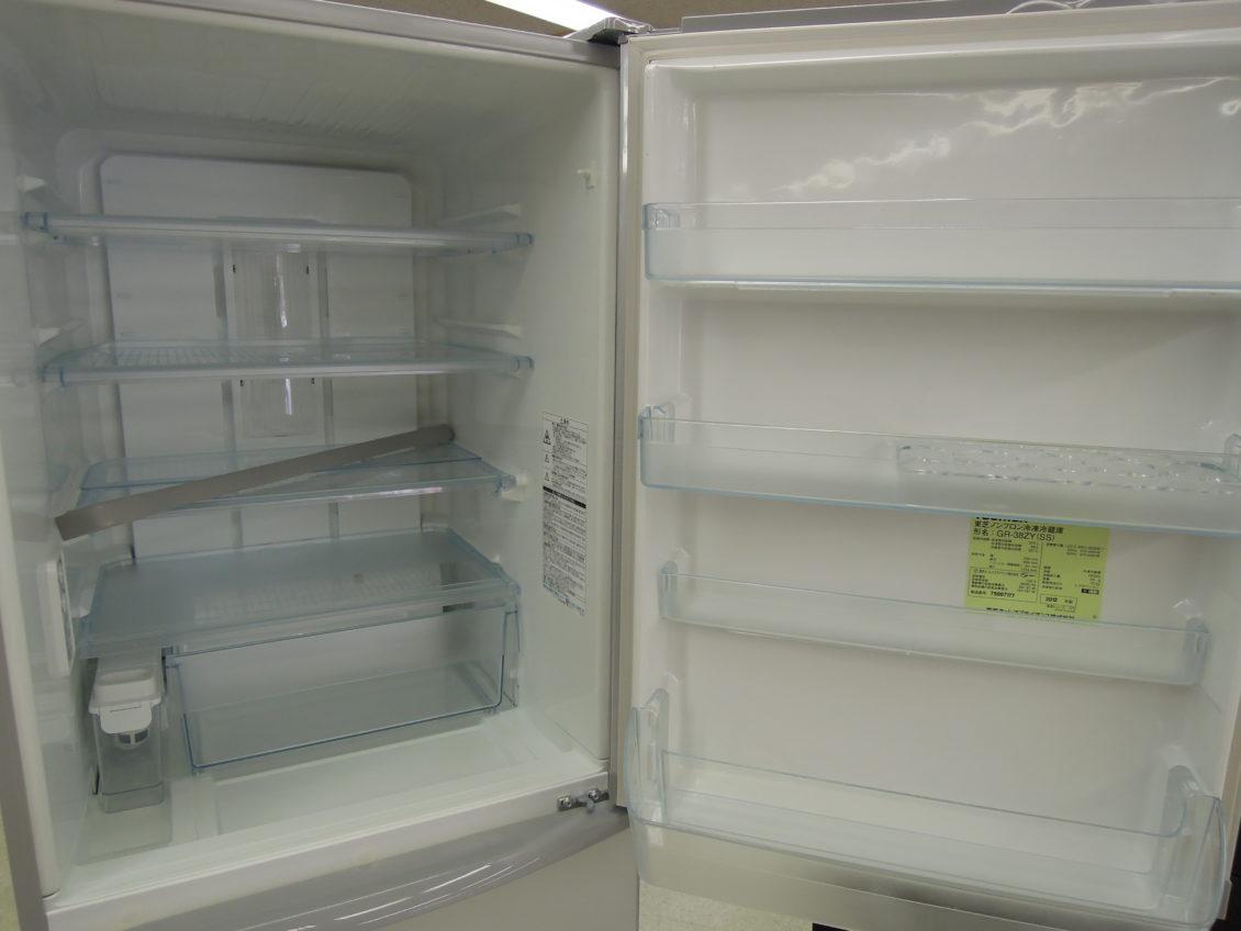 3ドア冷蔵庫画像2