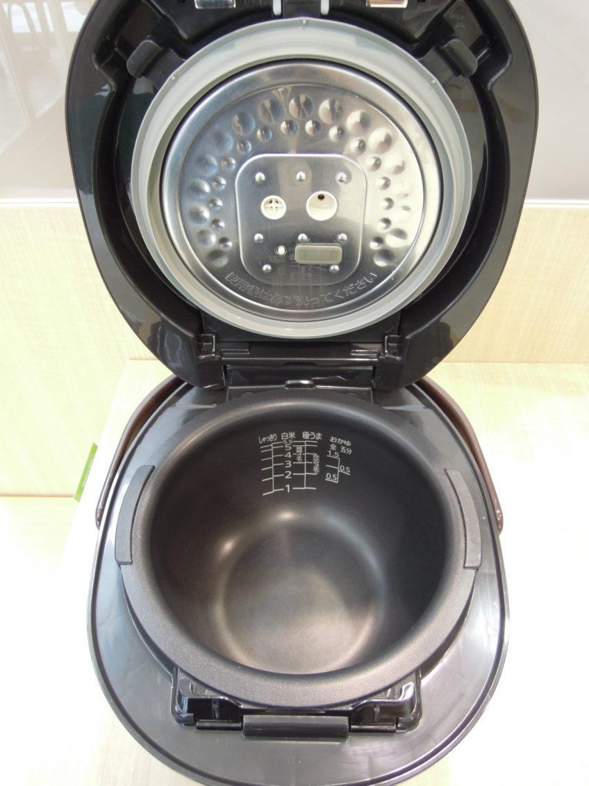 炊飯器画像1