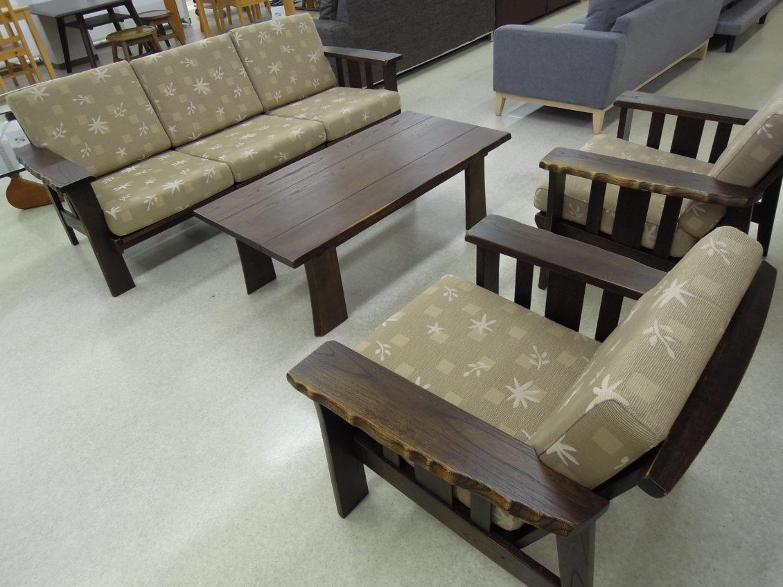 karimoku/カリモク ソファ/椅子/テーブルセット