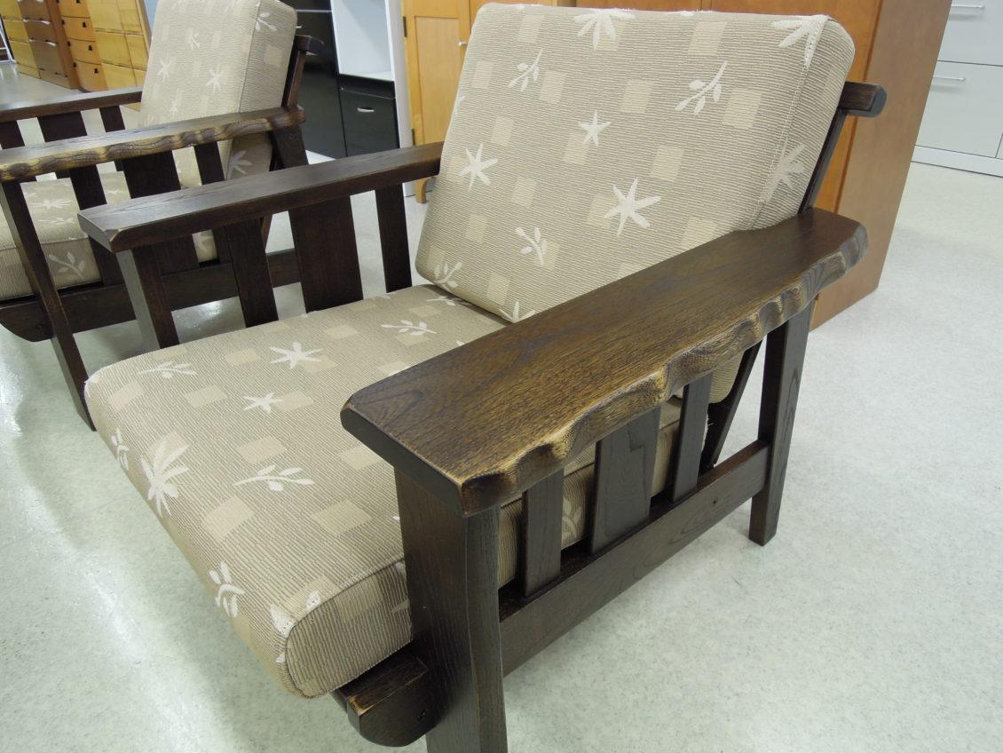 karimoku/カリモク ソファ/椅子/テーブルセット画像1