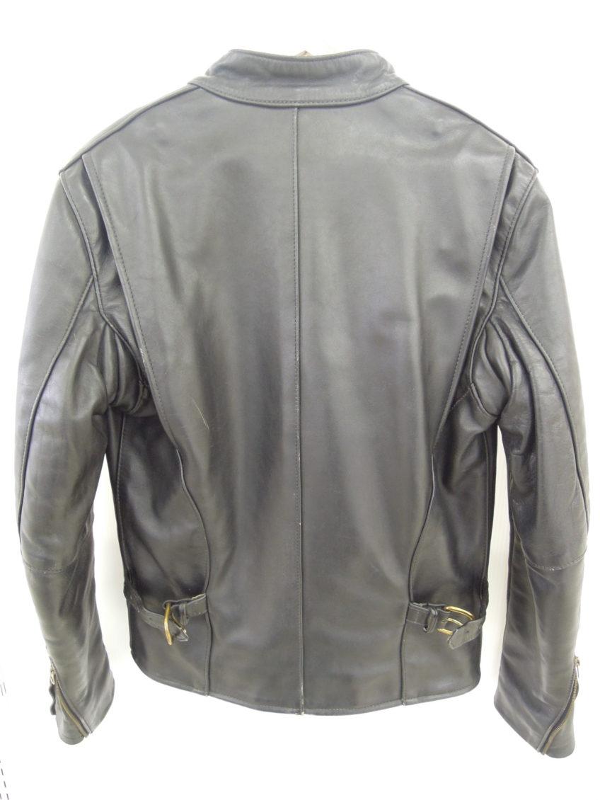ライダースジャケット画像3