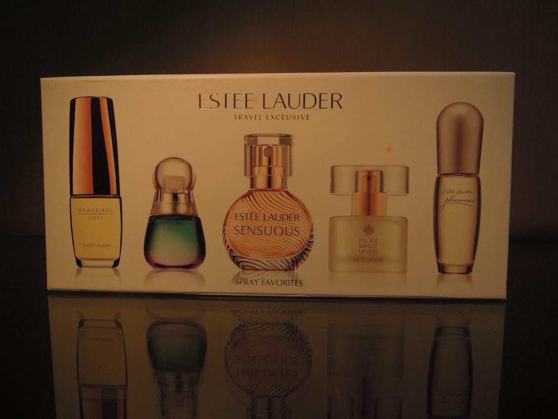 Estee Lauder 香水ミニボトルセット