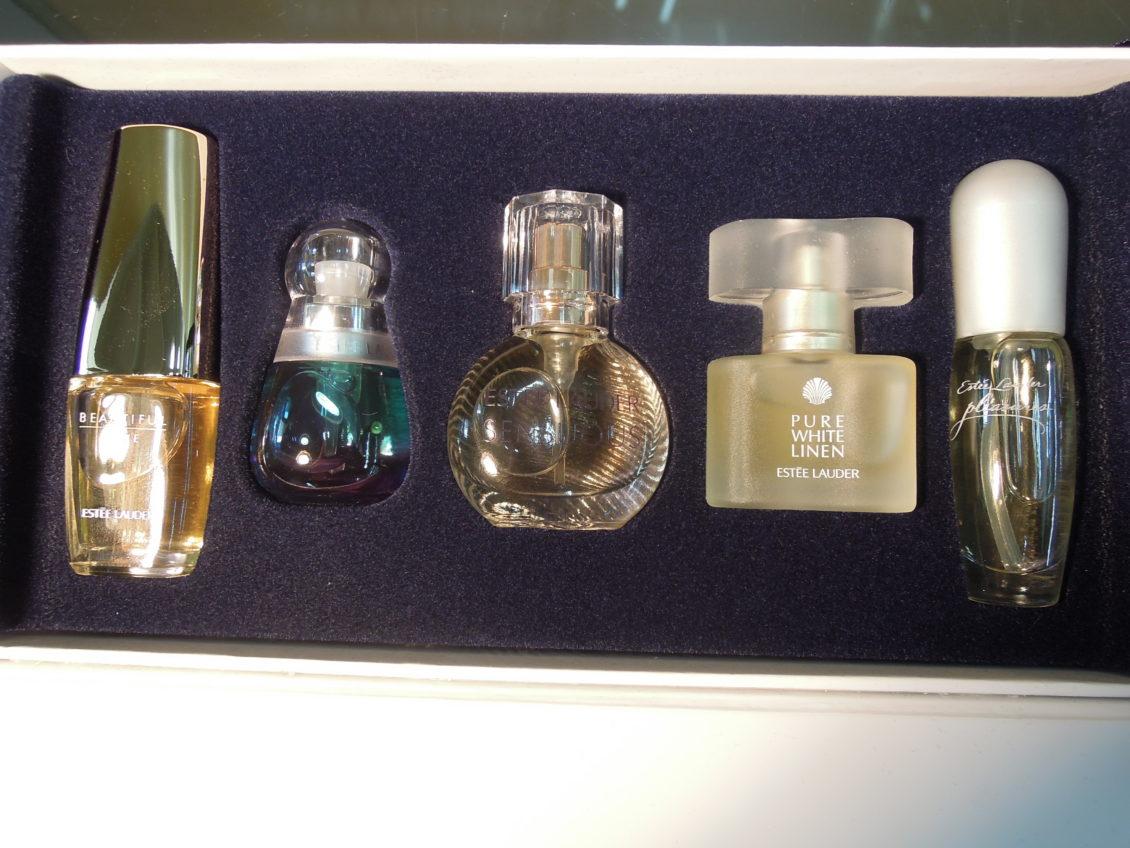 Estee Lauder 香水ミニボトルセット画像1