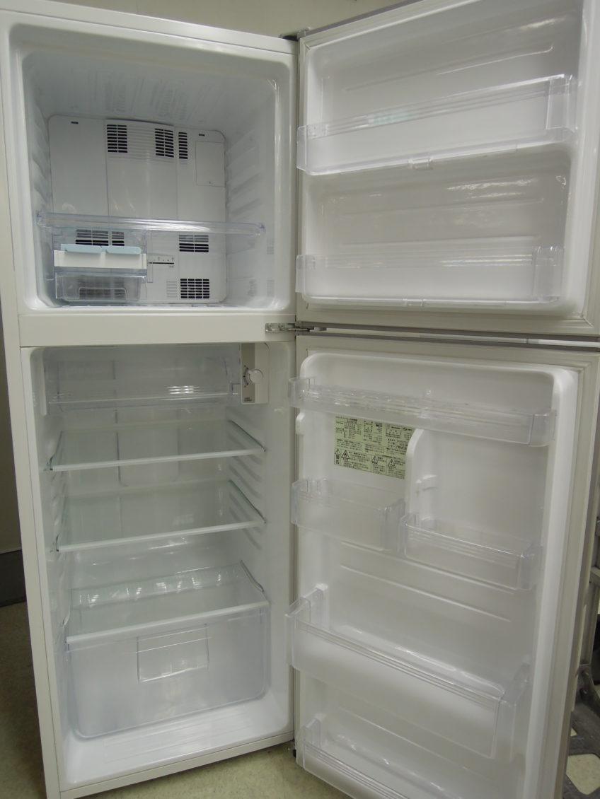 シャープ 2ドア冷蔵庫画像2