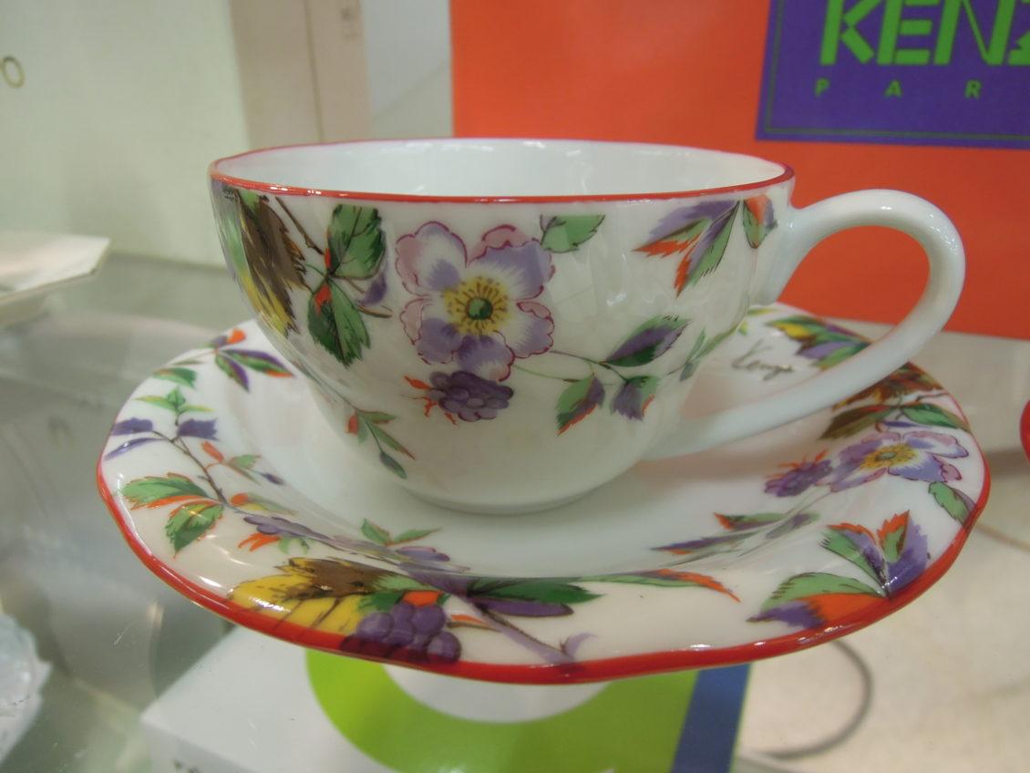 KENZO/コーヒーカップ(ペア)画像1