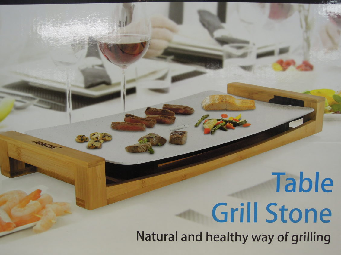 Table GRILL Stone画像1