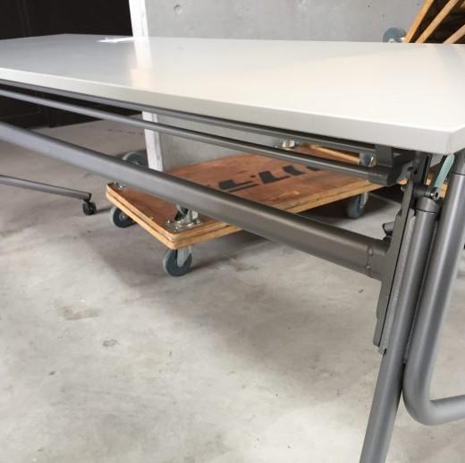 スタッキングテーブル(折りたたみ式)