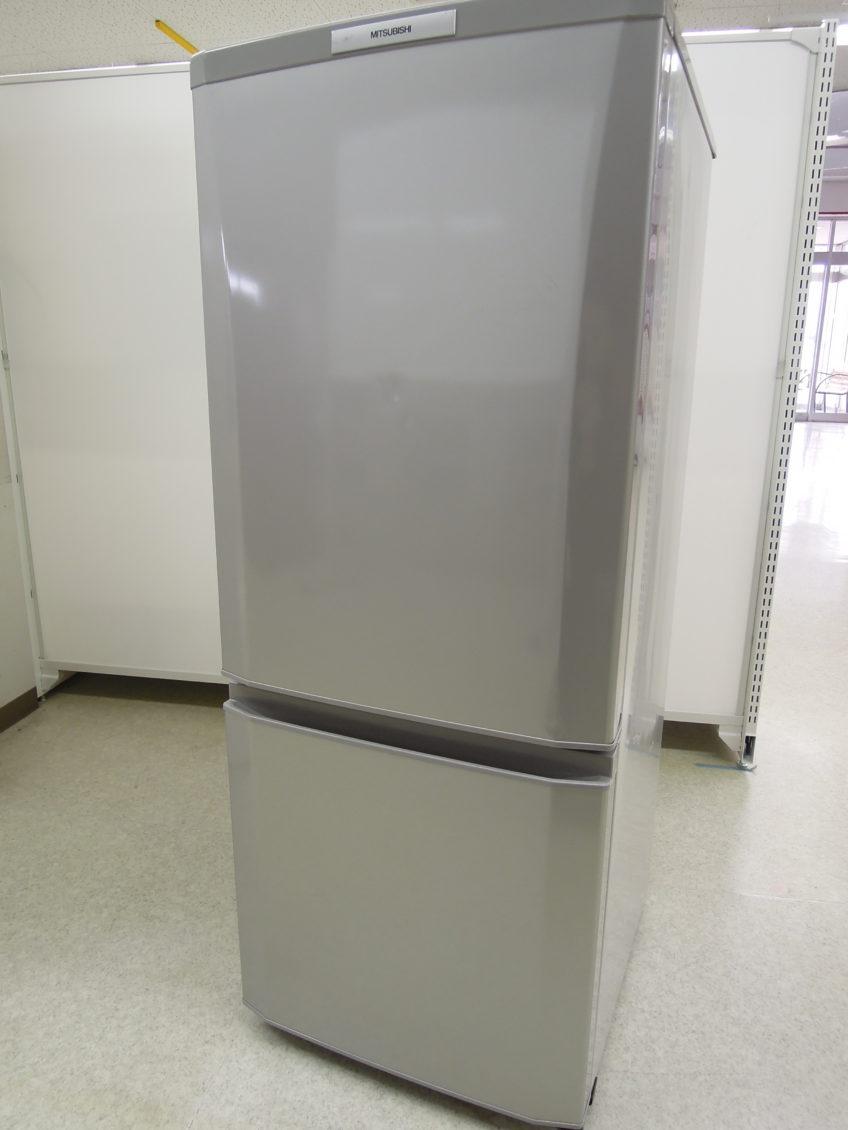 三菱 2ドア冷蔵庫