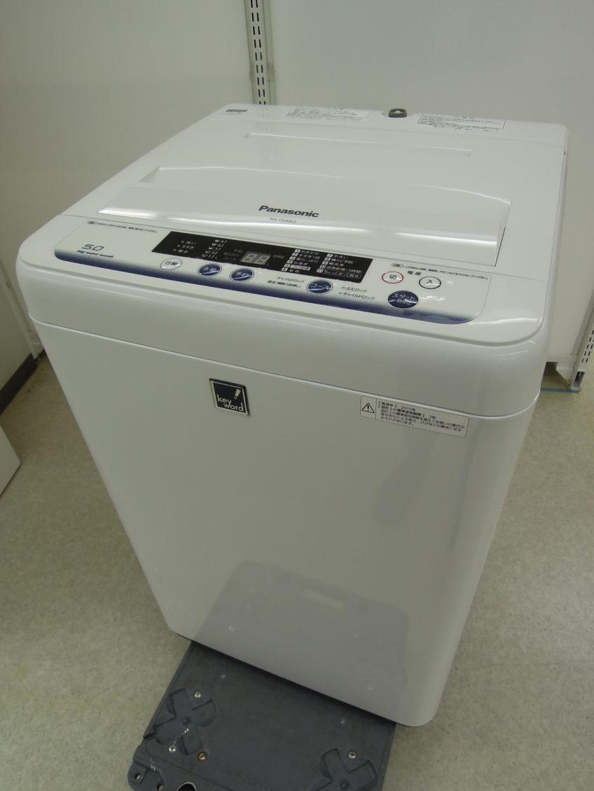 パナソニック 洗濯機/5K