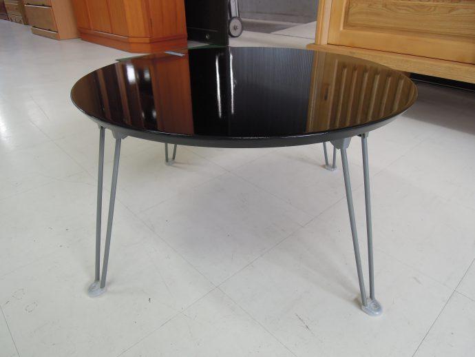 丸テーブル/折りたたみ式