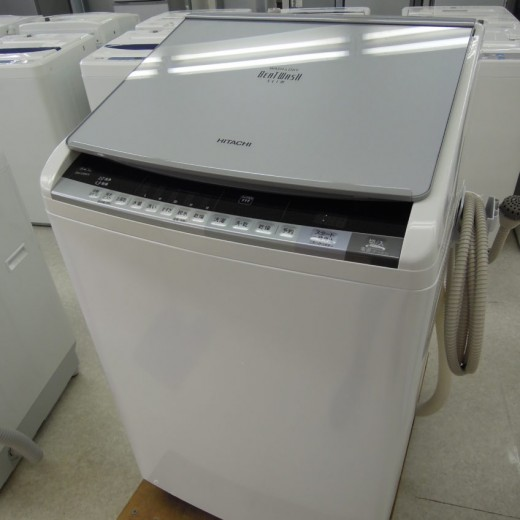 日立 タテ型洗濯乾燥機