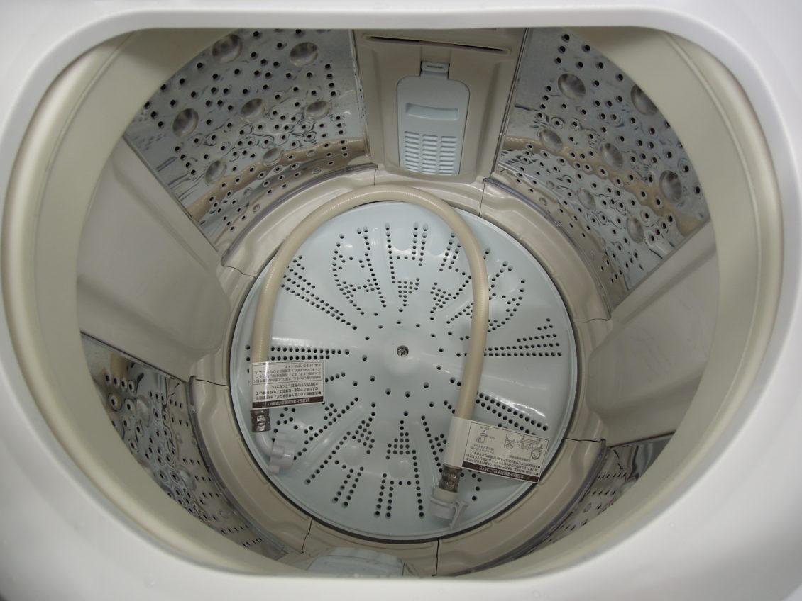 日立 タテ型洗濯乾燥機画像2