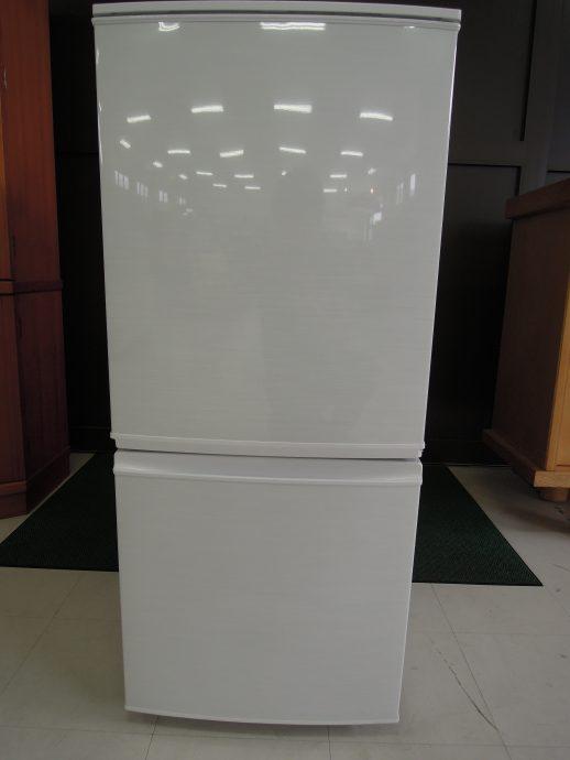シャープ 2ドア冷蔵庫画像1
