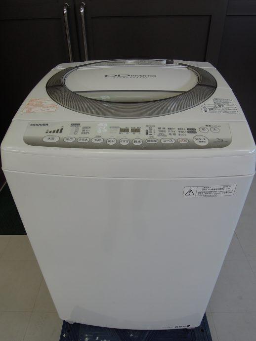 東芝 洗濯機/7K