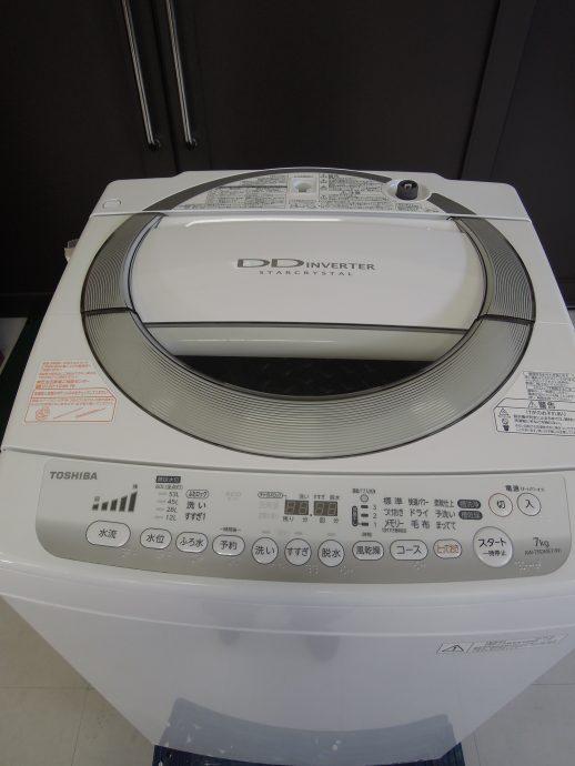 東芝 洗濯機/7K画像1