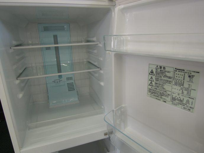 パナソニック 2ドア冷蔵庫/138L画像1