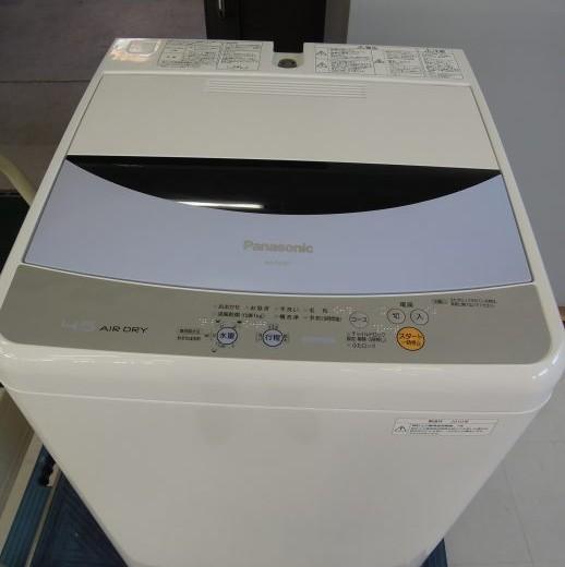パナソニック 洗濯機/4.5K