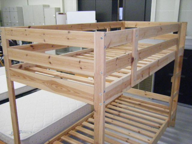 二段ベッド画像2
