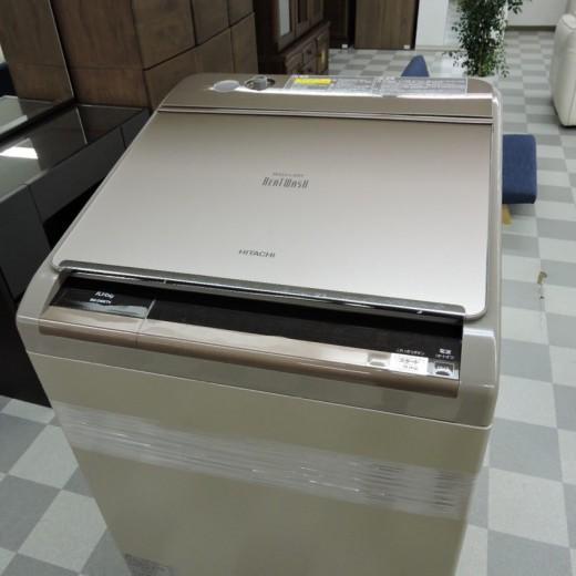 たて型洗濯乾燥機