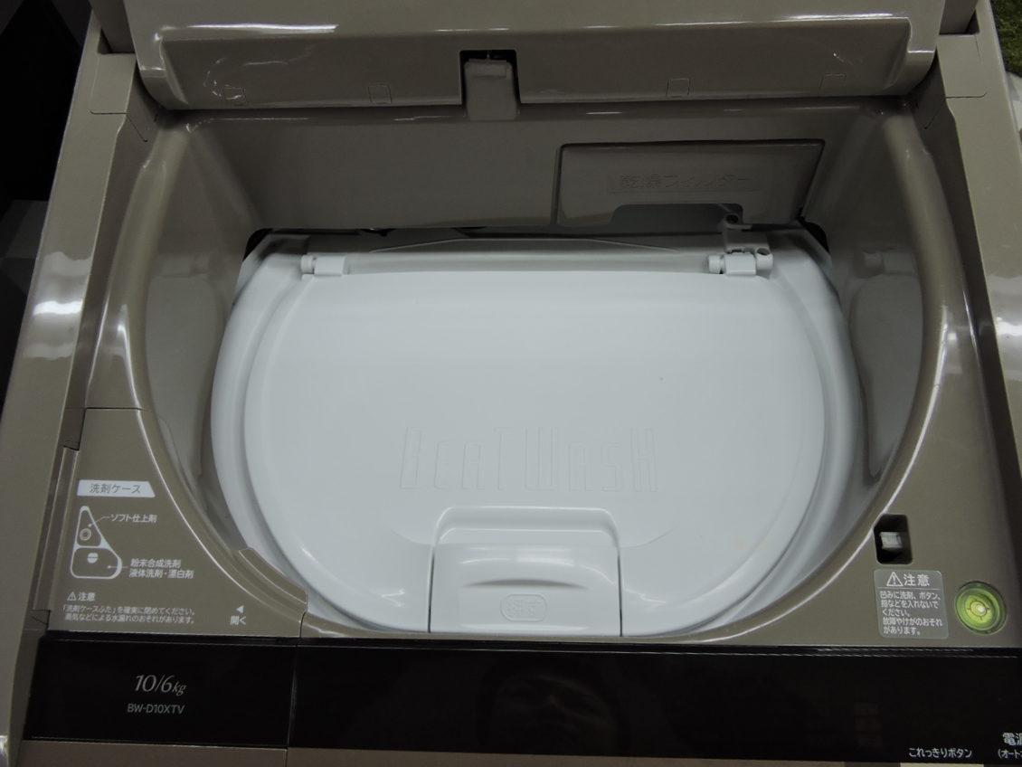 たて型洗濯乾燥機画像1