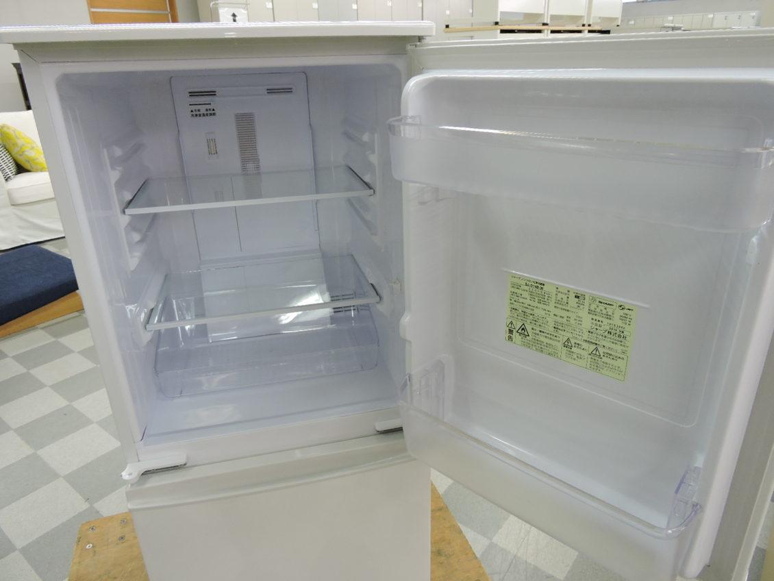 2ドア冷蔵庫画像1