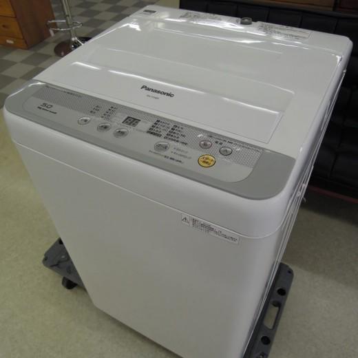 Panasonic/パナソニック 洗濯機/5K/NA-F50B9/2015