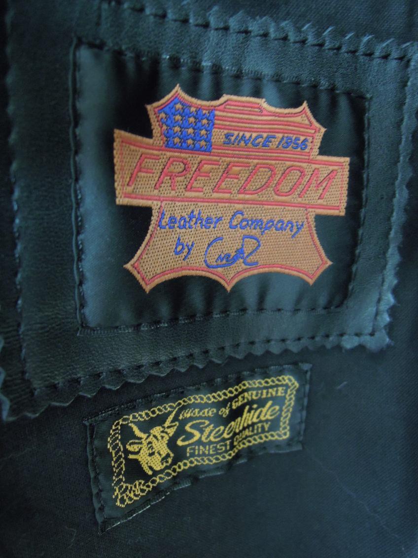 ライダースジャケット画像2
